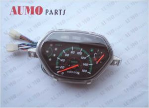Motorcycle Speedometer for Honda Cub 110cc Motorcycle Parts pictures & photos