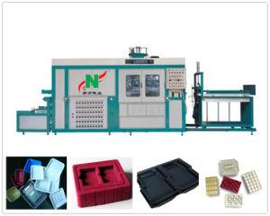PP/PS/Pet Plastic Fast Food Container Vacuum Forming Machine