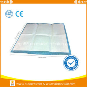 Nonwoven Disposable Incontinence Medical Under Pad pictures & photos
