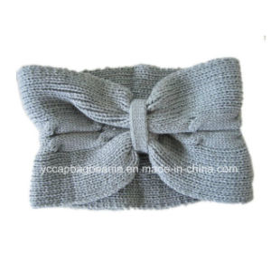 Beautiful Fashion Ladies Knitted Headband pictures & photos