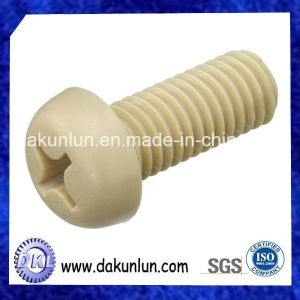 Plastic/Nylon Machine Screw by China Screw Manufacturerine pictures & photos