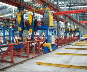 Automatic Sub-Merge Arc Welding Machine of Steel Structure pictures & photos