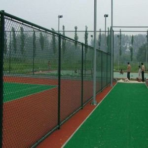 Bastekball Court Fence/Playground Fence pictures & photos