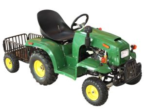 4 Wheel Mini Tractor pictures & photos