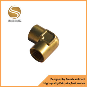 High Quality Brass Elbow Fitting (TFF-060-01) pictures & photos