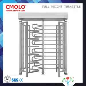 Semi-Automatic Type Pedestrian Full Height Turnstile Gate (CPW-221CS)