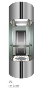 Panoramic Passenger Elevator pictures & photos