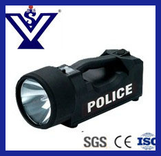 Wholesale Police Anti-Riot Flashlight in Good Quality (SYGY-007C) pictures & photos