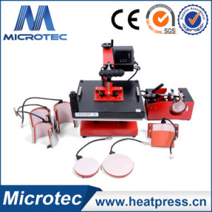 6 in 1 Combo Heat Transfer Machine for Sale pictures & photos