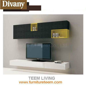 Living Room Furniture Display Format LED TV Cabinet pictures & photos