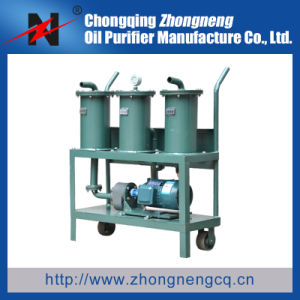 Portable Oil Filtration Machine/ Oil Clean/ Oil Purifier pictures & photos