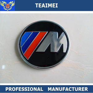 Car Logo ABS Plastic Chrome Car Emblem Badge For Car Decoration pictures & photos