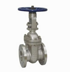 API 600 Stainless Steel Outside Stem Gate Valve pictures & photos