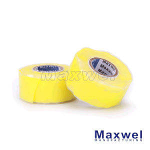 Waterproof Insulation Silicone Rubber Tape with Good Sealing pictures & photos
