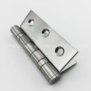 3 Inch Stainless Steel Bisagra Cabinet Door Butt Hinge (103025) pictures & photos