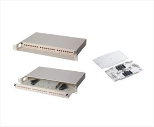48 Core F/Sc Fiber Optic Patch Panel pictures & photos