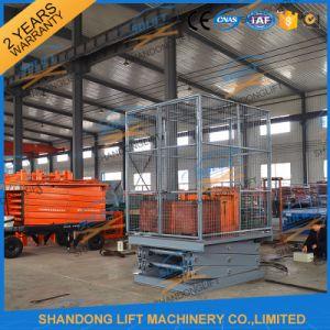 Stationary Scissor Hydraulic Lift Platform / Material Lifting Platform pictures & photos