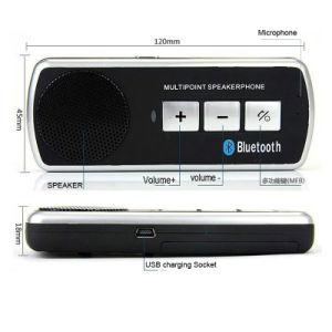 Universal Wireless Bluetooth V4.0 Car Kit Handsfree Speakerphone/Speaker pictures & photos