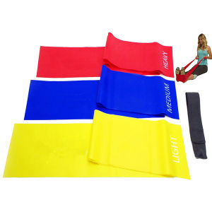 Latex Loop Resistance Band Cheapest Latex Resistance Band, Yoga & Pilate Type Latex Resistance Bands for Crossfit pictures & photos