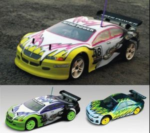 Fuel Power 2 Speed RC Nitro Rally Car