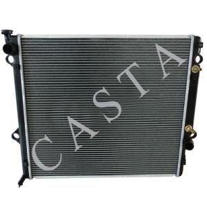 Specialized Manufacturing Aluminum Radiator for Toyota Ufj 120 (OEM: 16400-50300/20313) pictures & photos