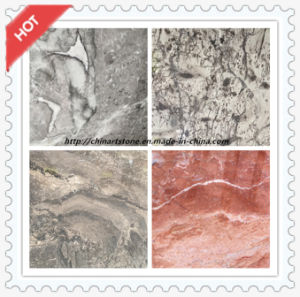 Chinese Factory Manufacturer Processing Nature Polished Marble Tile for Home pictures & photos