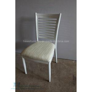 Modern Style Metal Restaurant Tiffany Chair for Wedding (HW-1344C)