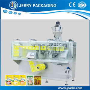 Automatic Seasoning Package Packaging Packing Machine for Powder & Liquid Filling pictures & photos