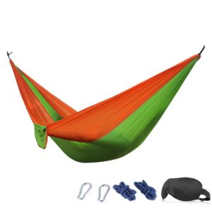 Carries Portable Lightweight Parachute Nylon Hammock- Includes Hanging Kit pictures & photos