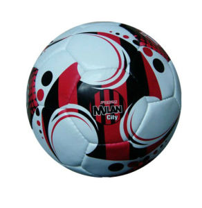 OEM Flashing and Interesting Leather Soccer Ball pictures & photos