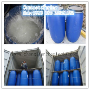 Raw Material Sodium Lauryl Ether Sulfate 70% AES SLES for Liquid Detergent pictures & photos
