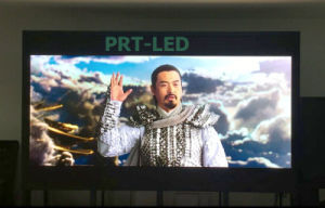High Resolution P1.66 Full Color LED Board with 400X300mm Cabinets pictures & photos