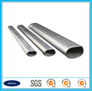 Hot Sale Oval Aluminum Tube pictures & photos