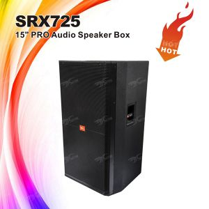 "Double 15"" Two- Way DJ Loudspeaker System Professional Speaker Box pictures & photos"