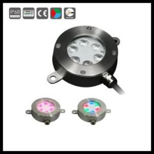 24V 18W LED Underwater Fountain Light pictures & photos