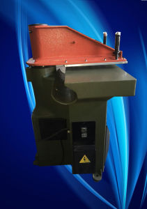 Used Italy Atom Hydraulic Swing Arm Leather Die Cutting Machine (VS922) pictures & photos