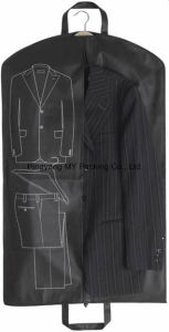 Personalised Suit Cloth Packaging Garment Bag pictures & photos