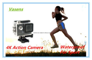 4k Ultra HD Action Camera with WiFi pictures & photos