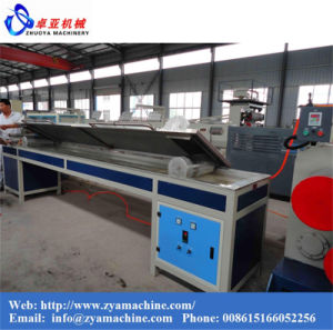Plastic Round Pet Broom Filament Production Line pictures & photos