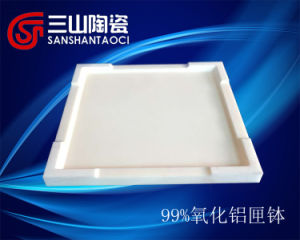 Alumina Ceramics Saggar (SSTC0072) pictures & photos