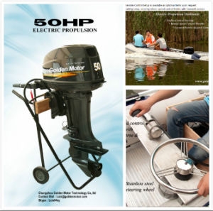 Electric Outboard Propulsion 50HP pictures & photos