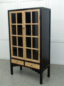 Functional and Brief Cabinet Antique Furniture with Drawers pictures & photos