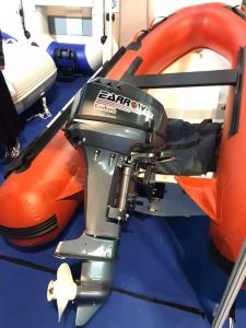 Outboard Motor of Two Stroke 15HP Similar YAMAHA New Enduro pictures & photos