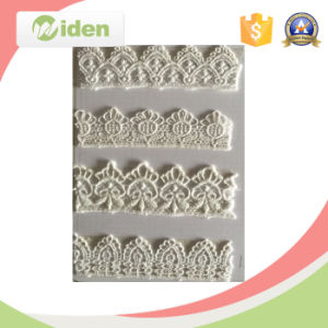 Cheap Wholesale Scalloped Decorative Cotton Crochet Trimming Lace for Dress pictures & photos