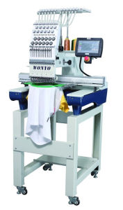 2016 High Speed Single Head Embroidery Machine Wy1201CS pictures & photos