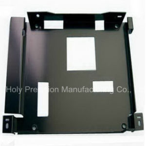 Aluminum Bending Parts with Black Anodize pictures & photos