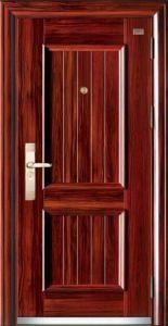 Strong Exterior Steel Door pictures & photos
