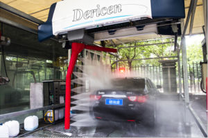 Dericen Dws-4 Automatic Car Wash Equipment with Ce Approved pictures & photos