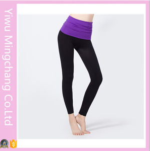 Cheap Enough Stock Women Seamless Workout Gym Fitness Sport Leggings pictures & photos