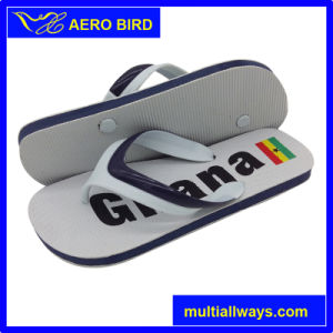 New Arrival Ghana Hot Style Men Sandal Flip Flop pictures & photos